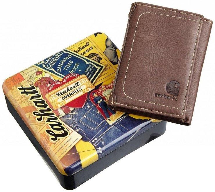 74358e1fa0c57 Portfel Carhartt Tri Fold Wallet