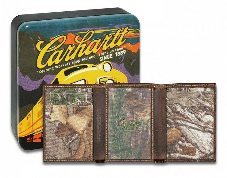 3c31ecf1c408f Portfel Carhartt Trifold Realtree Wallet