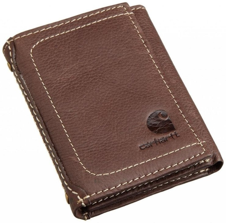c8251b4350d66 Portfel Carhartt Tri Fold Wallet