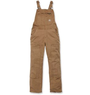 Ogrodniczki Crawford Double Front Bib Overall Carhartt 102438211